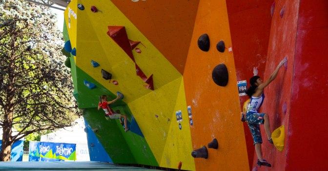 Cash Prizes- Australian Boulder Climbing Championships