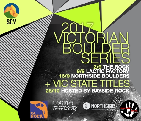 SCV Boulder Series Ad