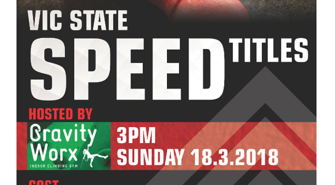 Victorian State Speed Titles
