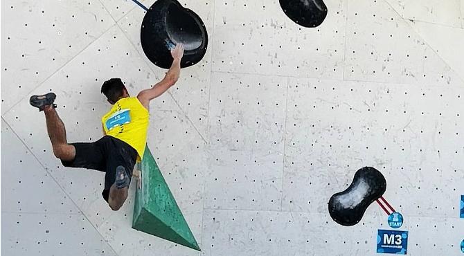 Youth Olympic Games – Ned Middlehurst