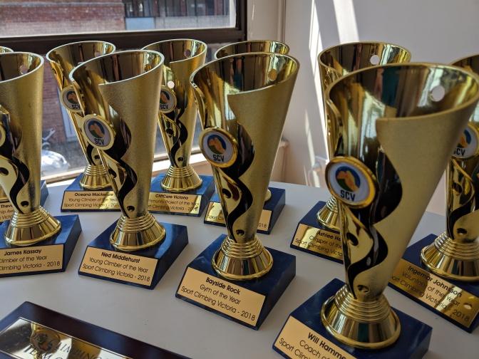 SCV Awards